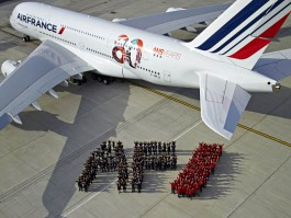 air-journal_Air France 80 ans A380