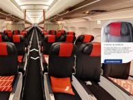 air-journal_Air France A319 cabine virtuelle