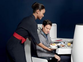 air-journal_Air France BEST Affaires cuisine PNC