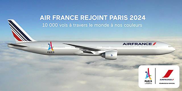 air-journal_Air France JO 2024 Paris