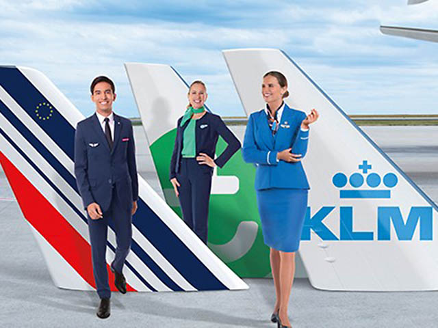 Air France-KLM : le NDC avec Amadeus 1 Air Journal
