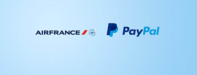 air-journal_Air France Paypal