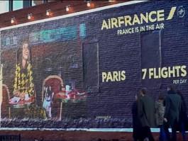 air-journal_Air France Williamsburg publicite