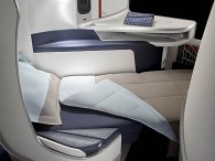 air-journal_Air France affaires BEST lit plat