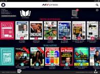 air-journal_Air France presse iPad