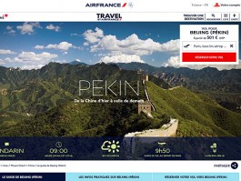 air-journal_Air France site voyage