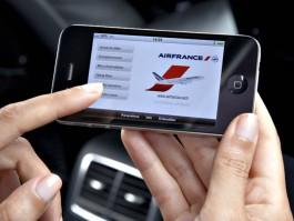 air-journal_Air France wifi internet