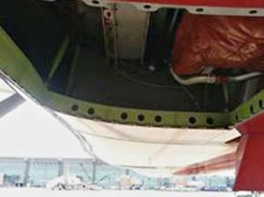 air-journal_Air India 787 trou©Bangalore Mirror
