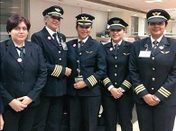 air-journal_Air India femmes pilotes record
