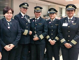 air-journal_Air India femmes pilotes record