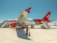 air-journal_Air Malta Palerme A320