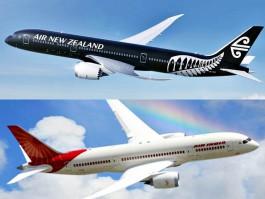air-journal_Air New Zealand Air India