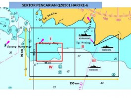 air-journal_AirAsia QZ8501 crash map Jan2