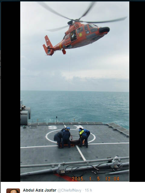 air-journal_AirAsia crash QZ8501 search body