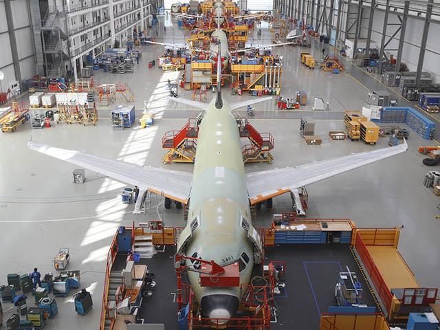 Airbus : 32 livraisons, 11 commandes mais 92 annulations en février - Air-Journal