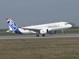 air-journal_Airbus A320neo 2eme takeoff