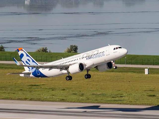 air-journal_Airbus A320neo Leap 5e essais
