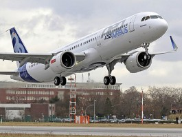 air-journal_Airbus A321neo_CFM_First_Flight