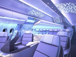 air-journal_Airbus A330neo_Airspace_Ambience cabine