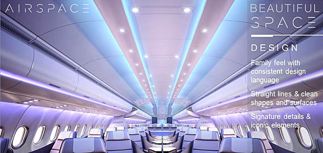 air-journal_Airbus A330neo_Airspace_Ambience cabine2
