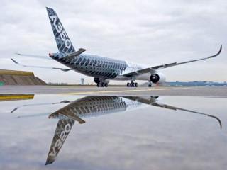 air-journal_Airbus A350 MSN2 carbon
