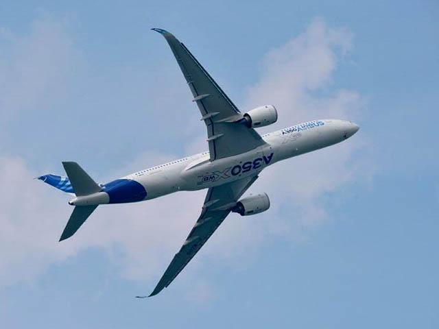 air-journal_Airbus A350 MSN3 Singapour 2