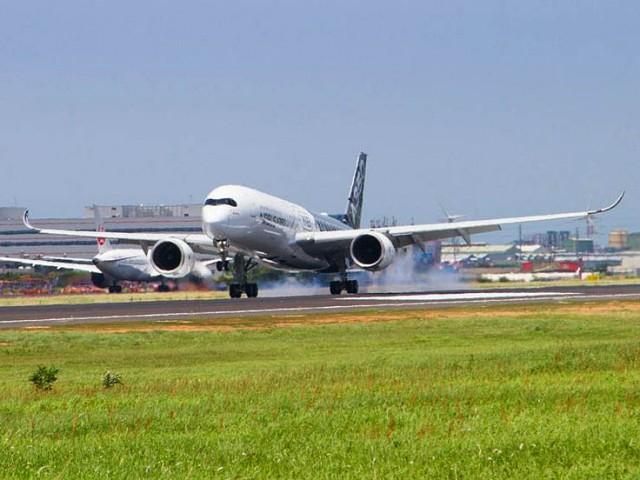 air-journal_Airbus A350 Taipei2