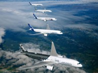 air-journal_Airbus-A350XWB-Formation-Flight-02