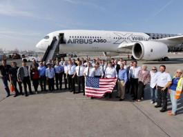 air-journal_Airbus A350XWB Newark