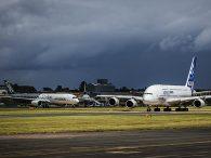 air-journal_Airbus A350_A380_Demo_FIA_2016
