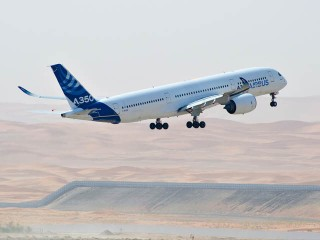 air-journal_Airbus A350_MSN3_hot weather
