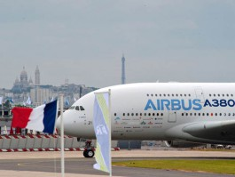air-journal_Airbus A380_Bourget_2011