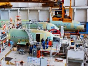 air-journal_Airbus Toulouse usine A320