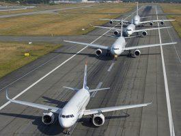 air-journal_Airbus-famille-A320neo-A330-A350-A380-sol