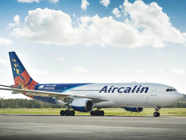 air-journal_Aircalin A330-200 sol