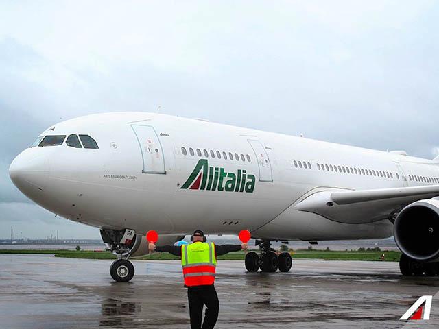 Italie : Lufthansa au chevet d'Alitalia ? - Air-Journal