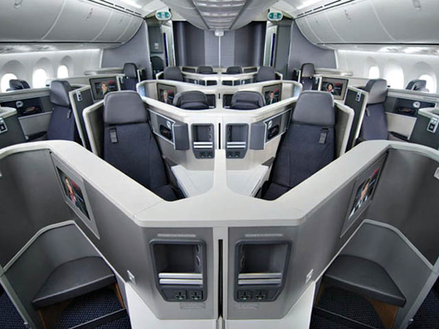 air-journal_American Airlines 787-8 Affaires-1