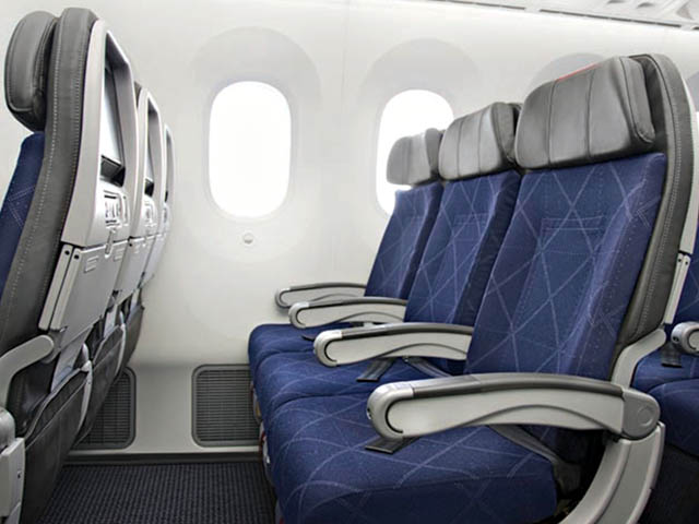 air-journal_American Airlines 787-8 Economie 2