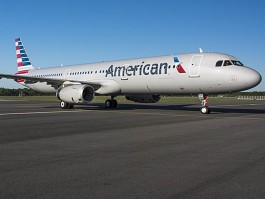 air-journal_American Airlines A321 Mobile