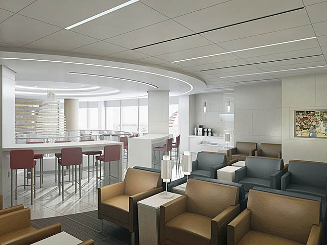 air-journal_American Airlines Admirals Club Orlando