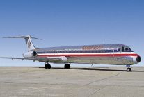 air-journal_American Airlines MD80