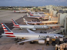 air-journal_American Airlines Miami aeroport