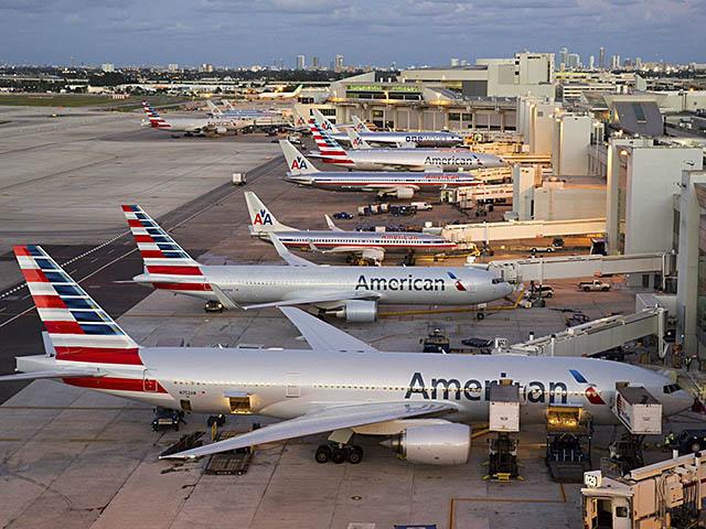 Ouragan en floride des milliers de vols annul s air for Compagnie aerienne americaine vol interieur