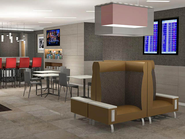 air-journal_American Airlines salon aeroport new look2