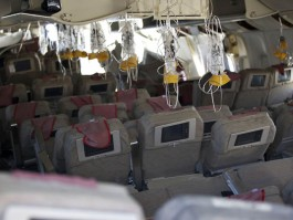 air-journal_Asiana crash interieur NTSB