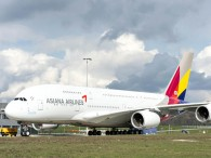 air-journal_Asiana_A380_rolls_out