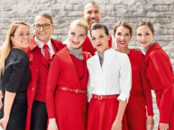 air-journal_Austrian Airlines Uniform - Marina Hoermanseder 1