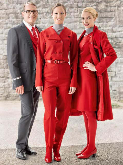 air-journal_Austrian Airlines Uniform - Marina Hoermanseder 6