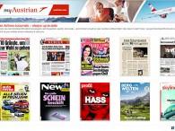 air-journal_Austrian Airlines presse