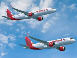 air-journal_Avianca A320neo_A321neo